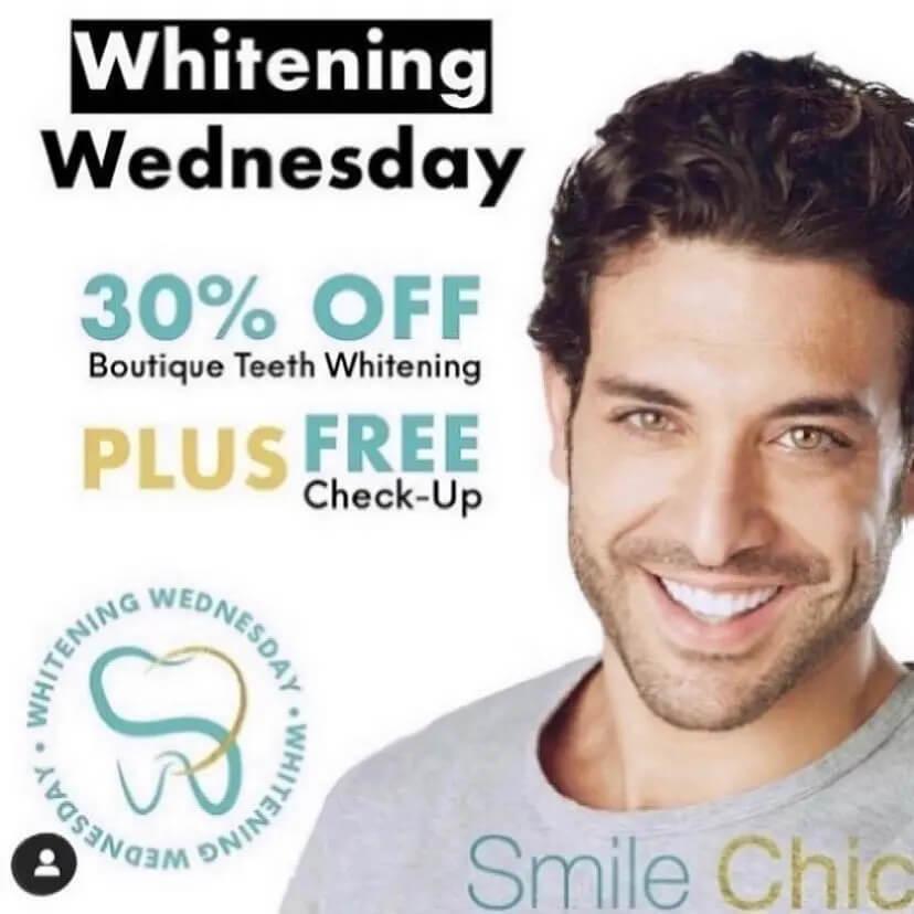 Teeth Whitening Offers