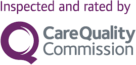 Inspected and rated by the Quality Care Commission